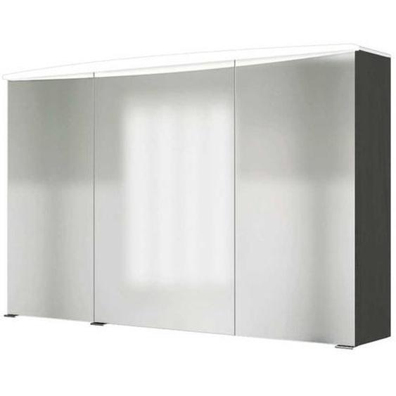 Bad Spiegelschrank mit 3D LED Beleuchtung