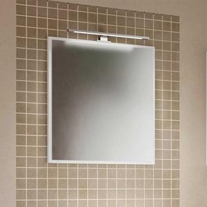 Bad Wandspiegel in Wei� 60 cm breit