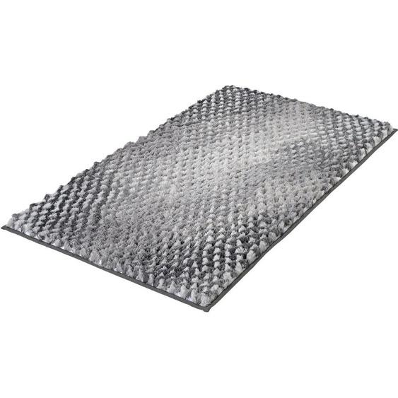 Badematte »Cory« Kleine Wolke, Höhe 24 mm, rutschhemmend beschichtet, fußbodenheizungsgeeignet