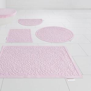 Badematte »Garden Pastels« Guido Maria Kretschmer Home&Living, Höhe 3 mm, Pastell