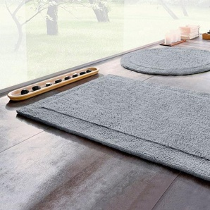 Badematte »Kapra« Home affaire, Höhe 20 mm, beidseitig nutzbar, Bio Baumwolle