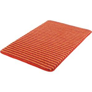 Badematte »Lana« MEUSCH, Höhe 15 mm, rutschhemmend beschichtet, fußbodenheizungsgeeignet