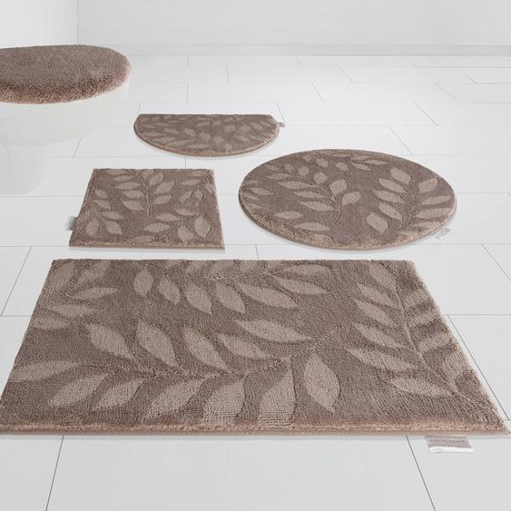Badematte »Leaves« Guido Maria Kretschmer Home&Living, Höhe 10 mm