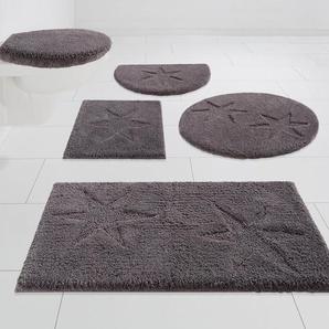 Badematte »Marie« andas, Höhe 13 mm, schnell trocknend, Baumwollmatte
