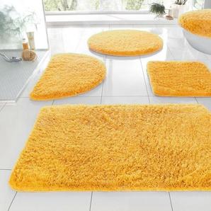 Badematte »Merida« my home, Höhe 32 mm, rutschhemmend beschichtet, fußbodenheizungsgeeignet