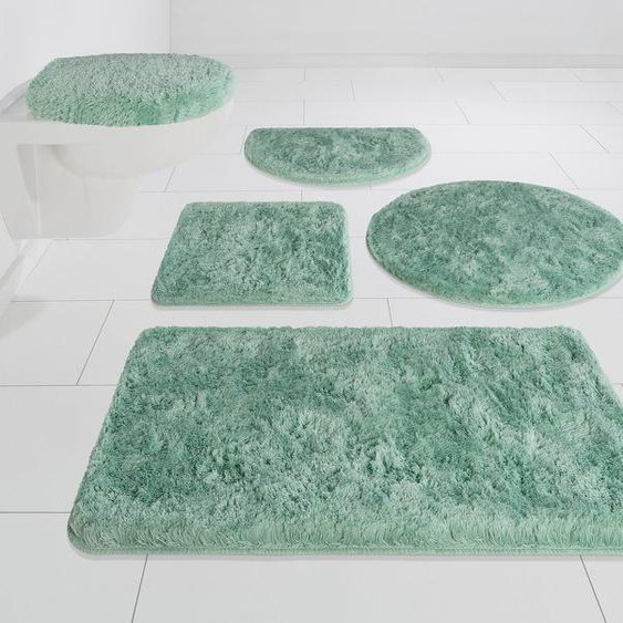 Badematte »Merida« my home, Höhe 32 mm, fußbodenheizungsgeeignet