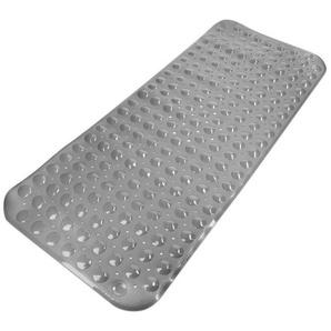 Badematte Navaris, Höhe 100cm mm, Badewannenmatte Badewanneneinlage Antirutschmatte - 100x41cm Rutschmatte für die Wanne - rutschfeste Duschmatte mit 191 Saugnäpfen