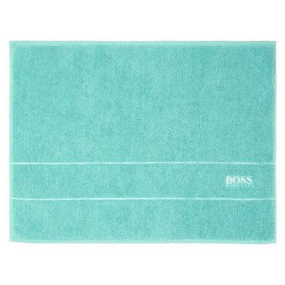 Badematte »PLAIN« Hugo Boss Home, Höhe 10 mm, 100% Baumwolle
