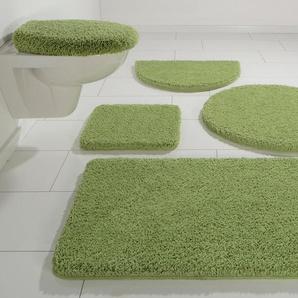 Badematte »Rondo« my home Selection, Höhe 26 mm, rutschhemmend beschichtet, fußbodenheizungsgeeignet