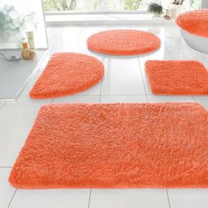 Badematte »Sanremo« my home, Höhe 30 mm, Besonders weich durch Microfaser