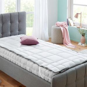 Badenia Bettcomfort Matratzenauflage »Unterbett Clean Cotton«, 160x200 cm
