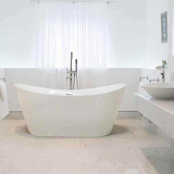 Badewanne freistehend oval 170 cm ANTIGUA