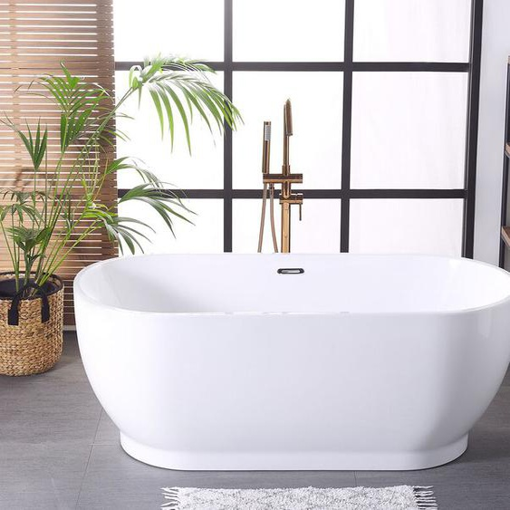Badewanne freistehend oval LEVERA