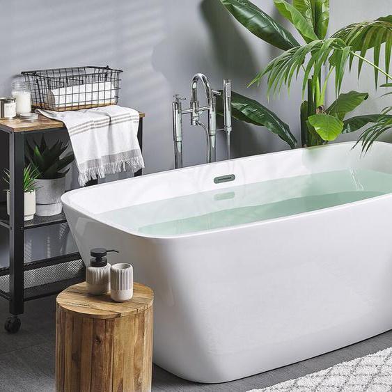 Badewanne freistehend weiß MINGO