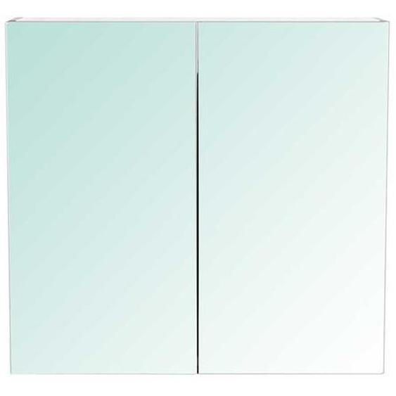 Badezimmer Spiegelschrank in Anthrazit Made in Germany