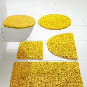Badteppich mit hohem Schlaufenflor