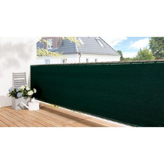 Balkonverkleidung 500 x 150 cm grün