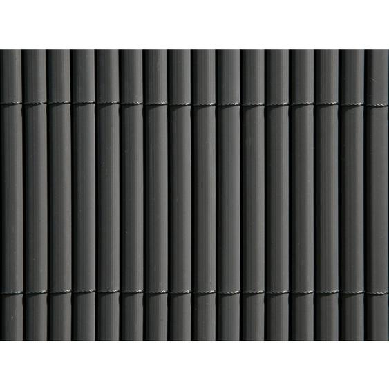 Balkonverkleidung Comfort Anthrazit 180 cm x 300 cm