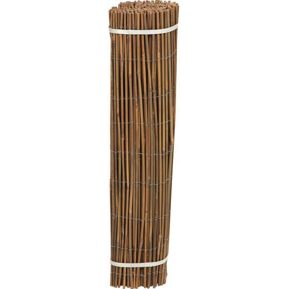 Bambusmatte Vollrohr 90 cm x 300 cm