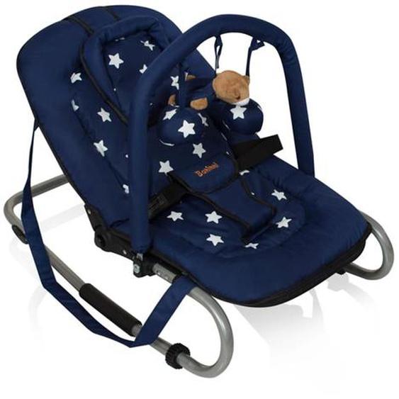 Baninni Babyschaukel Relax Classic Blau mit Sternen BNBO002-BLST