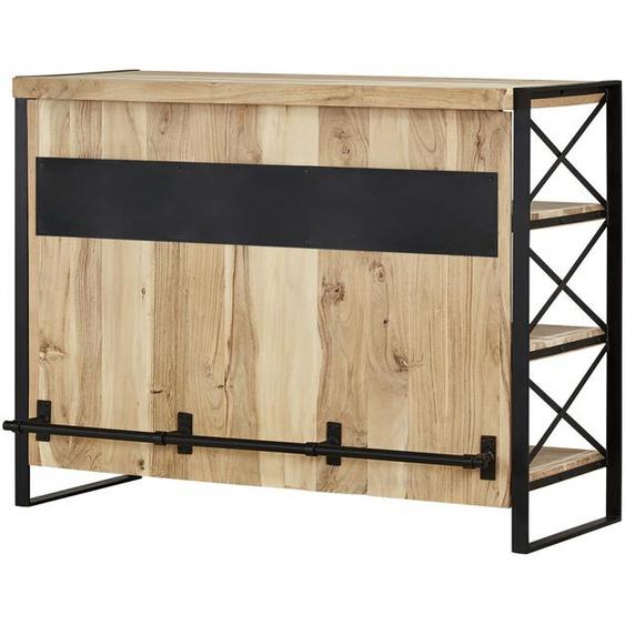 Bar - holzfarben | Möbel Kraft