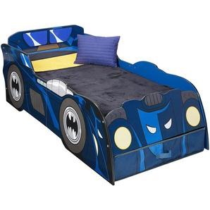 Batman Batmobile Kinderbett mit Schublade, Blau, 158(L) x 73(W) x 54(H) cm