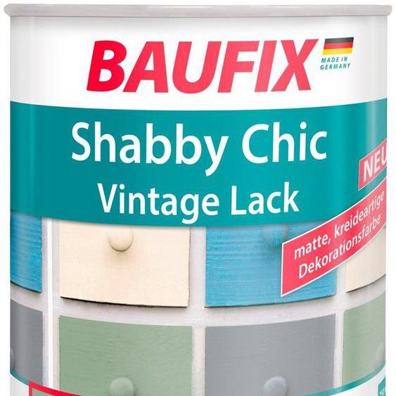 Baufix Acryl-Buntlack »Shabby Chic«, 0,75 Liter, grün