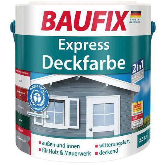 BAUFIX Express Deckfarbe, 2,5 Liter