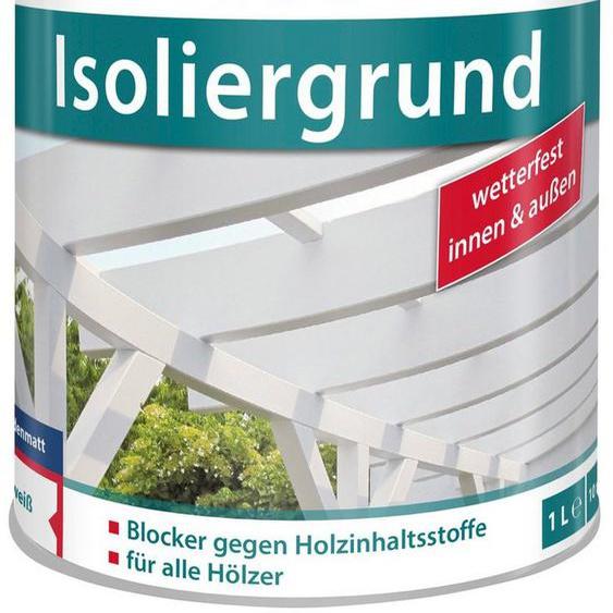 Baufix Isoliergrundierung »professional«, weiß, 750 ml
