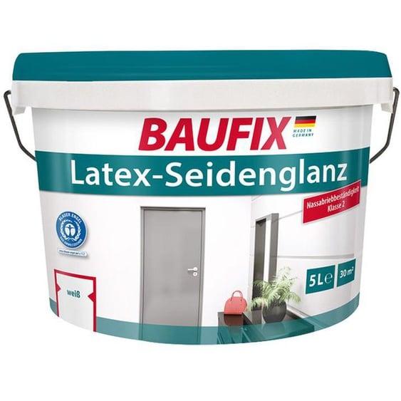 BAUFIX Latex-Seidenglanz, 5 Liter