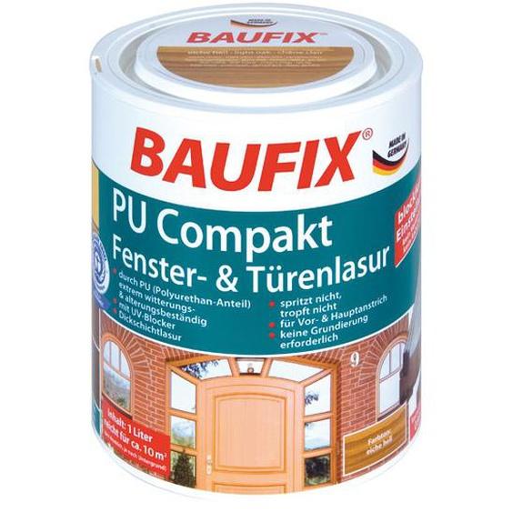 BAUFIX PU Compakt Fenster- & Türenlasur