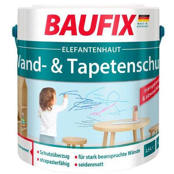 Baufix Tapetenschutz »Elefantenhaut«, 2,5 Liter, transparent