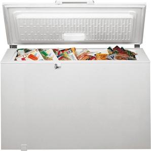 BAUKNECHT Gefriertruhe GTE 2805 A3+, 140,5 cm breit, 274 l, Energieeffizienz: A+++, weiß, Energieeffizienzklasse: A+++