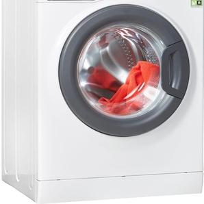 BAUKNECHT Waschmaschine FWM 7F4, weiß, Energieeffizienzklasse: A+++