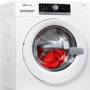 BAUKNECHT Waschmaschine, Energieeffizienzklasse A+++, weiß