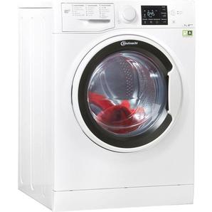 BAUKNECHT Waschmaschine Super Eco 9418, weiß, Energieeffizienzklasse: A+++