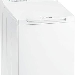 BAUKNECHT Waschmaschine Toplader WMT EcoStar 732 Di, Fassungsvermögen: 7 kg, weiß, Energieeffizienzklasse: A+++