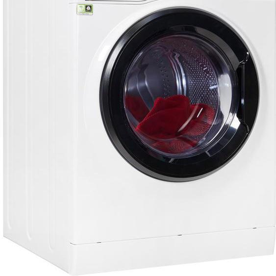 BAUKNECHT Waschmaschine Super Eco 8421, 8 kg, 1400 U/min, 4 Jahre Herstellergarantie, Energieeffizienz: B