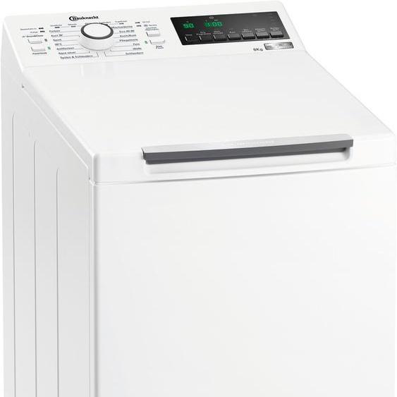 Waschmaschine, 40x90x60 cm (BxHxT), Energieeffizienzklasse C, BAUKNECHT, Material Baumwolle, Wolle