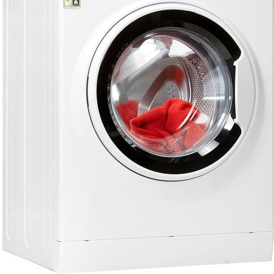 BAUKNECHT Waschmaschine W Active 711C, 7 kg, 1400 U/min, Energieeffizienz: D
