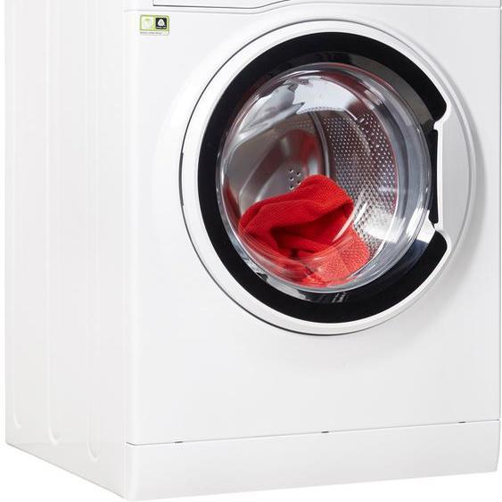 BAUKNECHT Waschmaschine W Active 811 C, 8 kg, 1400 U/min, Energieeffizienz: C