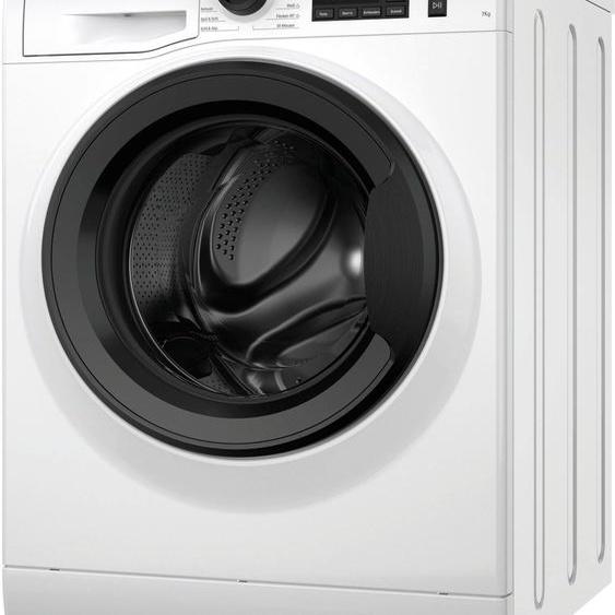 BAUKNECHT Waschmaschine WM Elite 711 C, 7 kg, 1400 U/min, Energieeffizienz: D