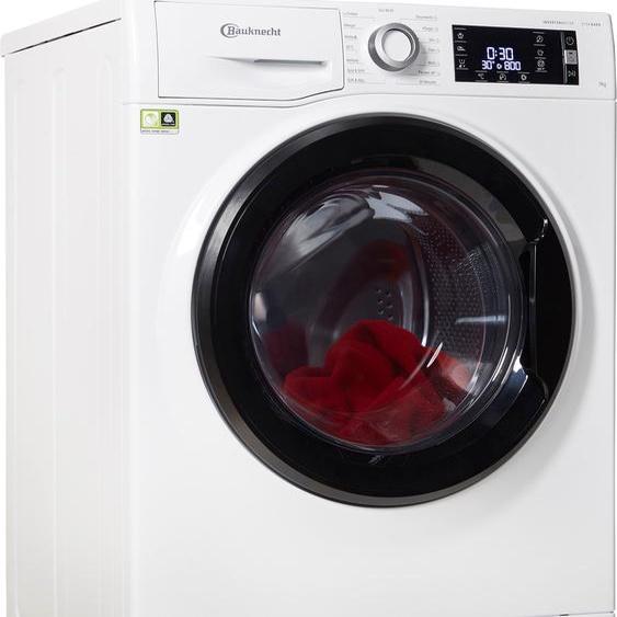 BAUKNECHT Waschmaschine WM Elite 722 C, 7 kg, 1400 U/min, Energieeffizienz: D