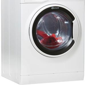 BAUKNECHT Waschtrockner WT Super Eco 8514, weiß, Energieeffizienzklasse: A