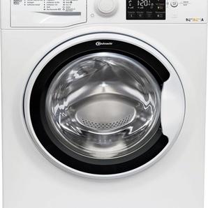 BAUKNECHT Waschtrockner WATK Pure 96G4, weiß, Energieeffizienzklasse: A