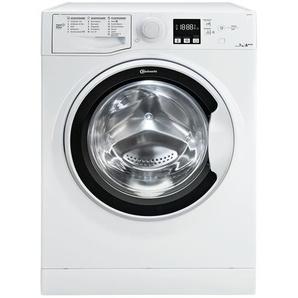Bauknecht Waschvollautomat  WA SOFT 7F41 - weiß - Kunststoff, Glas , Metall-lackiert - 59,5 cm - 85 cm - 54 cm   Möbel Kraft