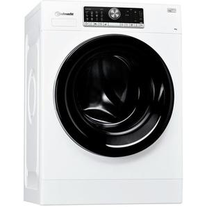 Bauknecht Waschvollautomat  WMStyle824ZEN - weiß - Kunststoff, Metall-lackiert - 59,5 cm - 85 cm - 61 cm   Möbel Kraft