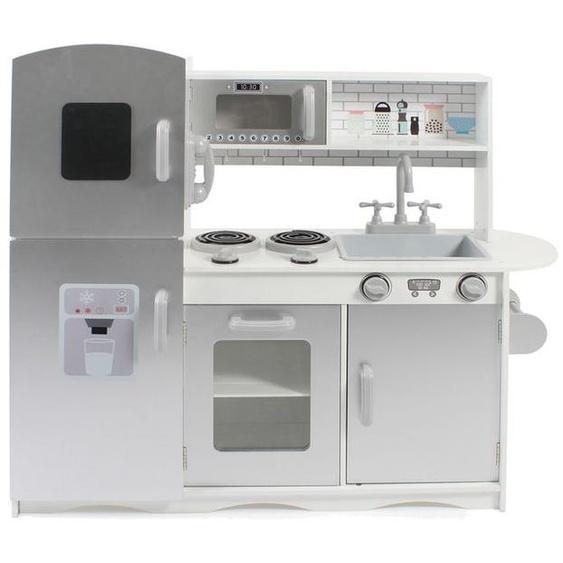 Bayer CHIC 2000 Spielküche weiß-silber