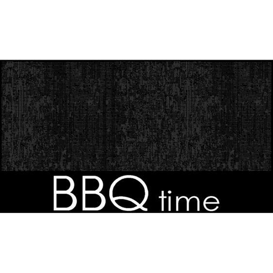 BBQ Matte BBQ Time Velvet Anthrazit 67x120