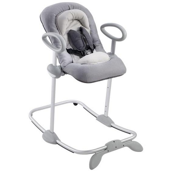 Beaba Höhenverstellbare Babywippe Relax Up&Down III Grau